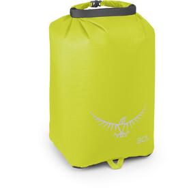 Osprey DrySack 30, amarillo
